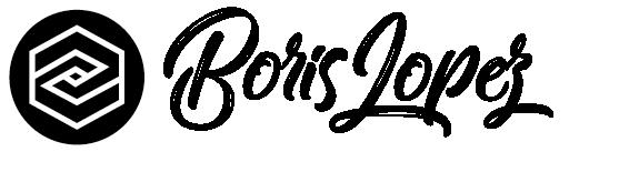 Portfolio Boris LOPEZ UI designer/ Webdesigner